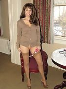 All pantyhose legs